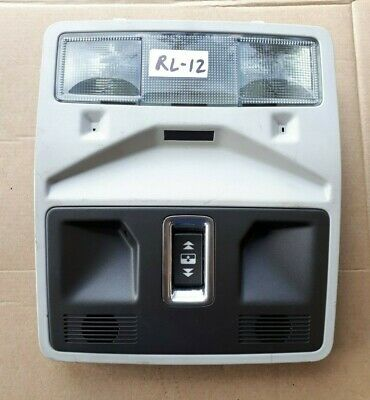 Range Rover Evoque L538 Sun Roof Control Interior Light Switch Panel