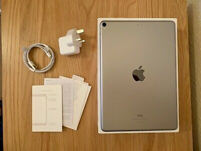 Apple iPad Pro 2nd Gen (2017) 64GB, Wi-Fi, 10.5in - Space Grey