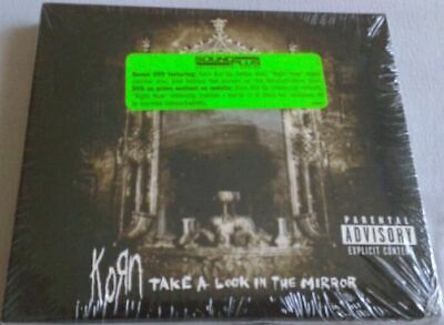 Korn-Take A Look In The Mirror-Collector's  Series-Cd+Dvd Sealed