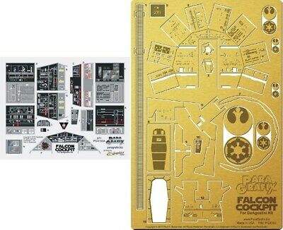 Paragrafix 1//44 Scale Discovery XD-1 Cockpit and Airlock Photoetch Set PGX210...