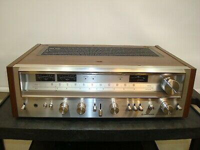 Pioneer SX-780 AM/FM Stereo Receiver SERVICED WORKS GREAT