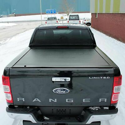 Ford Ranger Pickup Tonneau Jack Rabbit Roll Cargo Area Lockable Cover TR2089