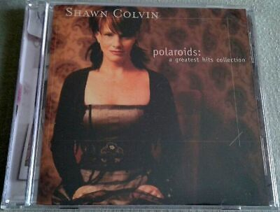Shawn Colvin -Polaroids: A Greatest Hits Collection - Cd Factory Sealed