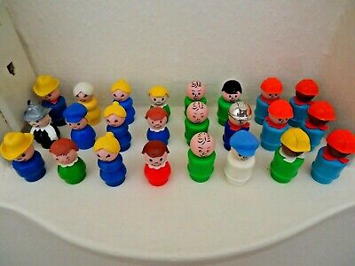 Fisher Price Little People, mixed lot