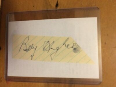 """Hand Signed 5/"""" Roberto 1970-2000/'s Autographed White Card: Chelsea Di Matteo"""