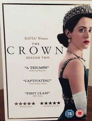 The Crown - Complete Season Two