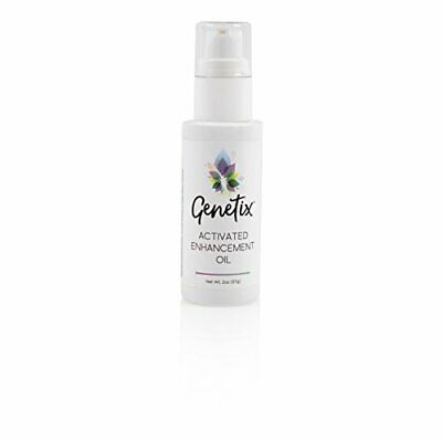 Organic Activated Enhancement Oil Handcrafted Unique Formula Softens & Heal Skin