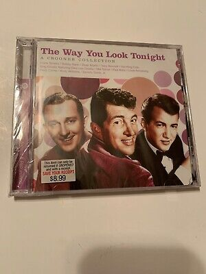The Way You Look Tonight A Crooner Collection CD Like New.f
