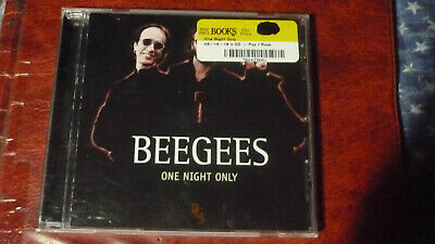 One Night Only by Bee Gees (CD, Jun-2006, Reprise)