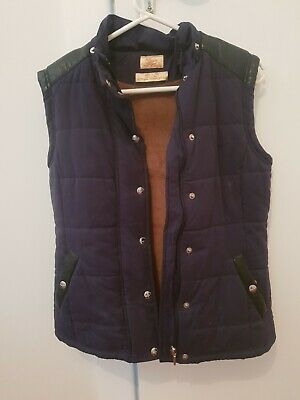 RM Williams ladies vest size 8