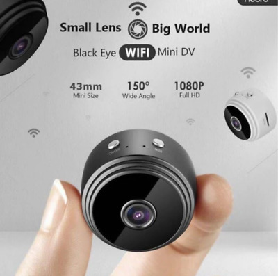FREE SHIPPING | A9 WiFi 1080P Full HD Night Vision Wireless IP Camera
