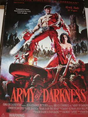 """Sideshow Army of Darkness Movie Evil Ash 12"""" Figure Bruce Campbell Evil Dead 1/6"""