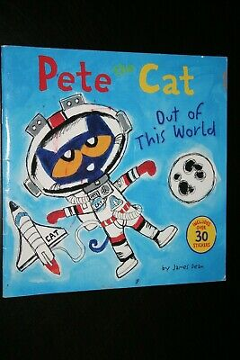 CHILDREN— Pete the cat: Out of this world