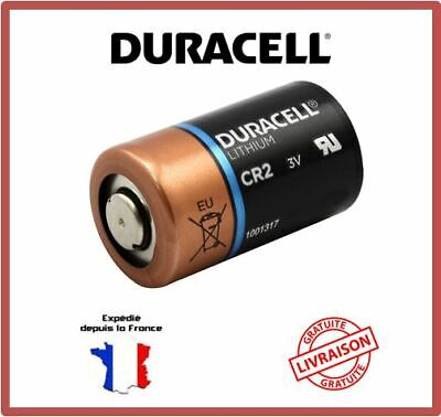 Pile CR2 / DLCR2 / CR15H270 EL1CR2 Duracell Photo Lithium 3V Bulk EXP 2028
