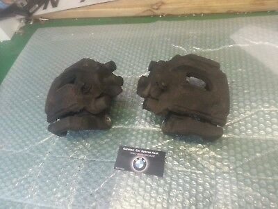 Bmw E46 330i REAR Brake calipers/Carriers,upgrade,Perfect working order