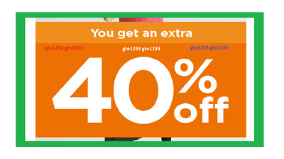 Three (3) Kohl's 40% Off codes Expire 10/20 Online Only *I match lowest price