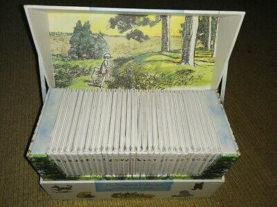 Winnie The Pooh The Complete Collection 30 Books A.a Milne& E.h Shepard