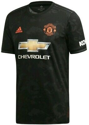 Manchester United Third Shirt 2019/20 Adult Large