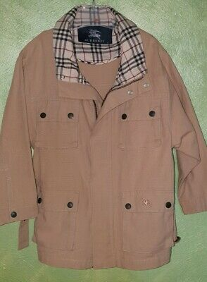Burberry trench bambina tg.3 anni
