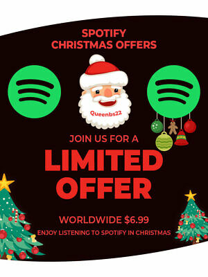 Spotify Premium Upgrade [LIFETIME] 5Sec Delivery Old Or New ACC Warranty Private