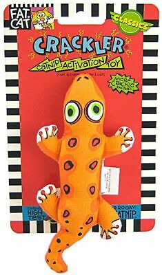 LM Fat Cat Kitty Hoots Crackler Cat Toy - Assorted