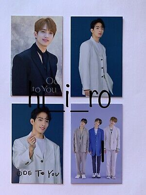 SEVENTEEN Ode to You world tour seoul 2019 trading card - DK (4 Cards)