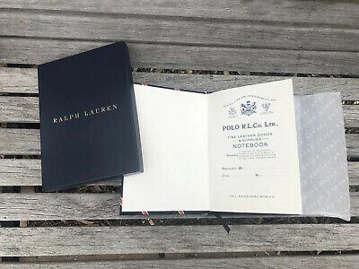 RALPH LAUREN - Notebook
