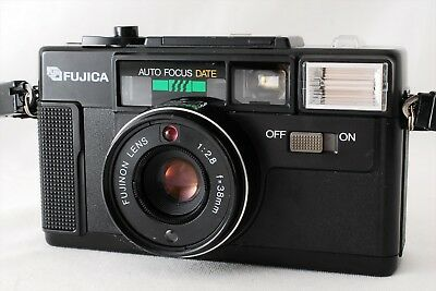【AS IS】【Appearance MINT】Fujifilm Auto-7 DATE AF 35mm Film Camera From Japan#A685