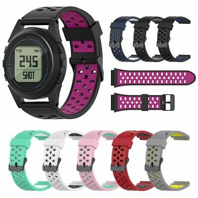 For Bushnell Neo Ion 1/Neo Ion 2/Excel Golf GPS Sport Watch Band Strap Wristband