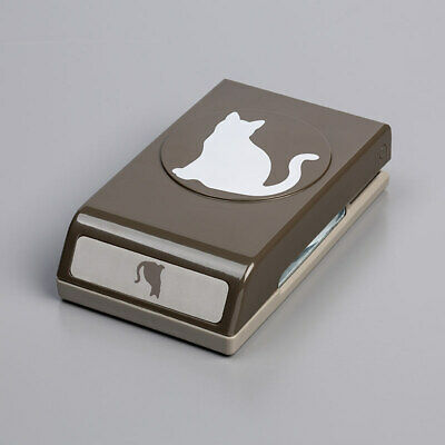 Stampin Up Cat Punch
