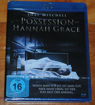 The Possession of Hannah Grace, BluRay