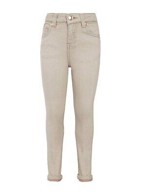 John Lewis Girls' Skinny Jeans GREY 10 YEARS  NEW WITH DEFECT FREE P&P
