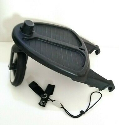 Buggy Board for Bugaboo Bee (needs adapter for Chameleon, Donkey & Buffalo), VGC