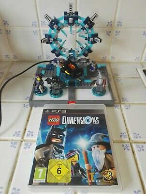 Lego Dimensions Starter Pack PS3 Playstation 3 100% - Complete