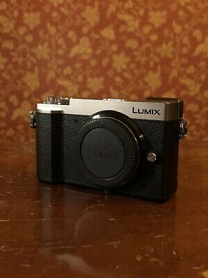 Panasonic LUMIX GX9 20.3MP M43 - Silver - Body Only - Excellent