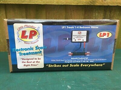 LP1 Electronic Scale Treatment, Water Softener... Limescale...... Little Plumber