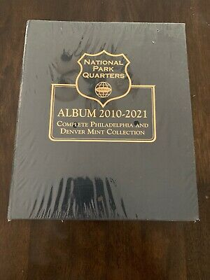 "/""WHITMAN CLASSIC/"" 3057 N.P.Q 2010-2021 ALBUM P /& D MINTS NEW W//FREE SHIPPING!!"
