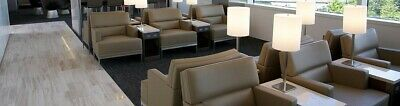 2 United Airlines Club Lounge One-Time Passes - good through 11/25/19 EMAIL del