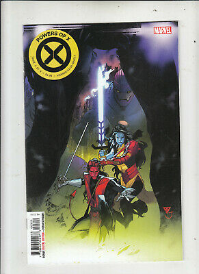 Powers of X #3 (Marvel 2019) 1st print Hickman NM