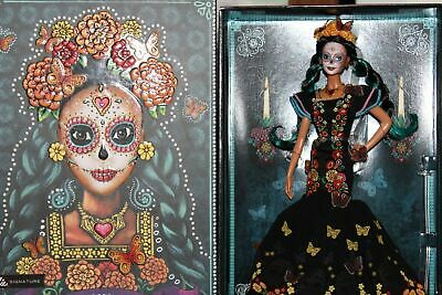 Barbie Dia De Los Muertos Doll 2019 Day of the Dead *IN HAND* READY TO SHIP!!