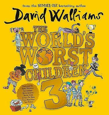 The World's Worst Children 3, Walliams, David, New, Audio CD