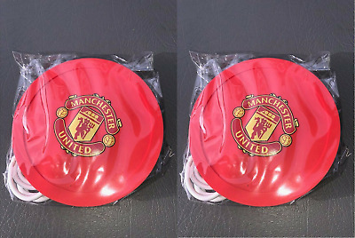 2 x Man United Cup Warmer Coasters - Man United USB Cup Warmers - Christmas Gift