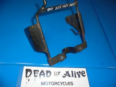 DAELIM ROADWIN 125cc  (2008)   HEADLIGHT BRACKETS