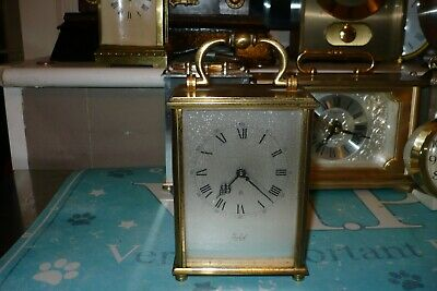 Vintage Imhof Swiss Carriage Clock