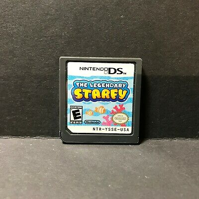 Legendary Starfy (Nintendo DS, 2009) Game Only # 145