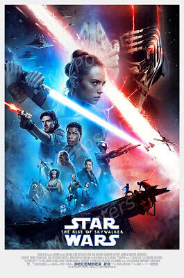 Posters USA - Star Wars Episode IX Rise of Skywalker Movie Poster GLOSSY- MCP976