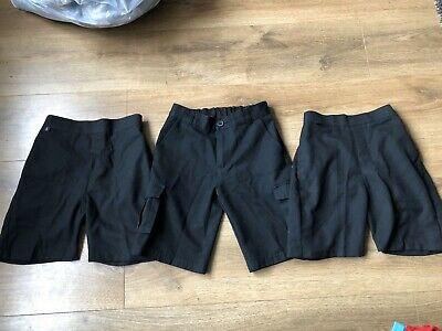 Boys Grey Next Trousers Age 8 Yrs
