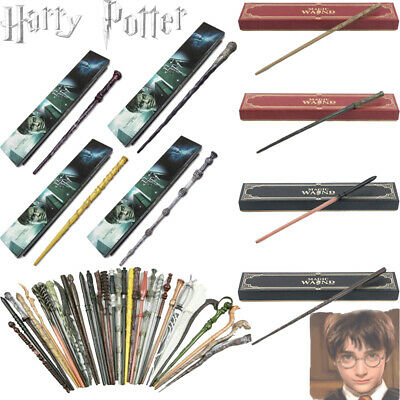 Harry Potter Wand Hermione / Dumbledore Christmas Props Cosplay Toy Gift Box UK
