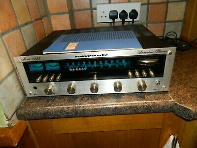 Marantz 2225 Stereo Receiver With Manual