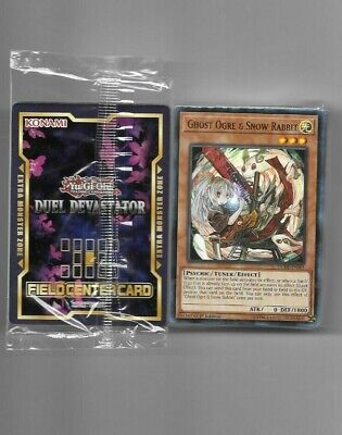 YuGiOh Duel Devastator (NO BOX - Contents Only) Factory Sealed Fast  Free Ship